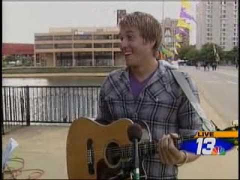 WREX13 Interviews Clayton Heinrich – On the Waterfront Festival