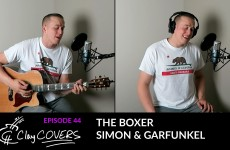 The Boxer – Simon & Garfunkel (Clay COVERS Ep. 44)